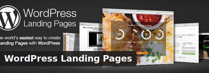 les landing pages